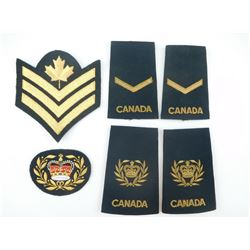 CANADIAN RANK INSIGNIA