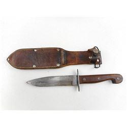 WWII AUSTRALIAN FIGHTING KNIFE