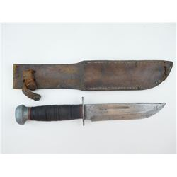 RH PAL -36 FIGHTING KNIFE WITH SHEATH