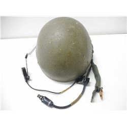 AFV HELMET WITH EARPHONES & MICROPHONE