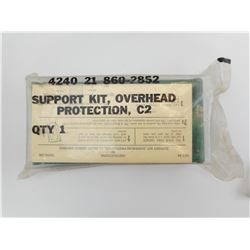 SUPPORT KIT, OVERHEAD PROTECTION, C2