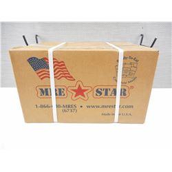 MRE STAR BOX OF (12) MEAL KITS