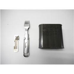 RCAF SURVIVAL FOOD PACKET ITEMS
