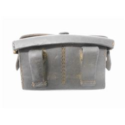 JAPANESE 6.5 MM ARISAKA FRONT AMMO POUCH