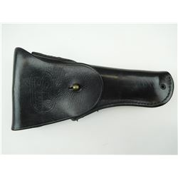US MILITARY POST WWII LEATHER HOLSTER FOR COLT 1911
