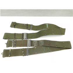 U.S. MILITARY ALICE BELTS