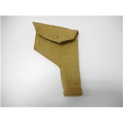 CANADIAN MILITARY CANVAS HOLSTER