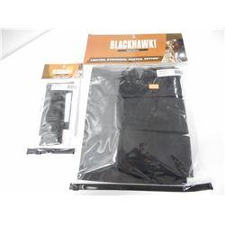 BLACKHAWK TACTICAL TRIPLE MAG POUCH & SHOTSHELL PANEL