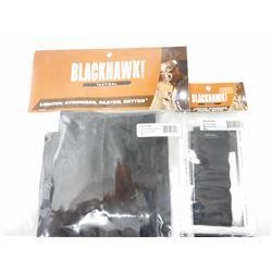 BLACKHAWK TACTICAL DOUBLE MAG POUCH & HANDGUN MAG LOOP PANEL