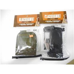 BLACKHAWK TACTICAL BUTTSTOCK SHELL HOLDER & MODULAR BELT PANEL