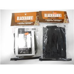 BLACKHAWK TACTICAL MARKSMAN POUCH & MODULAR BELT PANEL