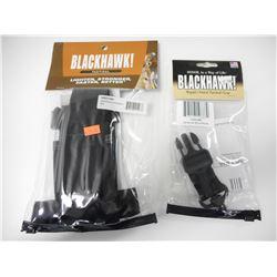 BLACKHAWK TACTICAL BUTTSTOCK MAG POUCH & QD SWIVEL SLING ADAPTER