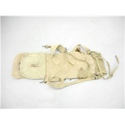 WWI U.S MILITARY PACK WITH COVER