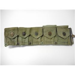 U.S. MILITARY 1903 SPRINGFIELD CARTRIDGE BELT