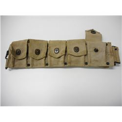 US MILITARY M1 GARAND CARTRIDGE BELT