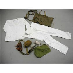 SOVIET/RUSSIAN MILITARY WEBBING & EQUIPMENT