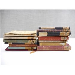 ASSORTED GERMAN BOOKS FROM 1931-1934