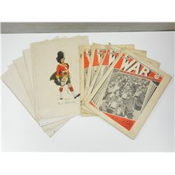 THE WAR ILLUSTRATED NEWS 1939