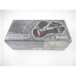 BURRIS XTS-135 1X-35MM RED DOT SCOPE
