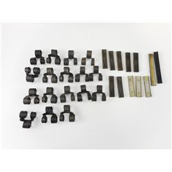 ASSORTED STRIPPER CLIPS & AMMO LINKS