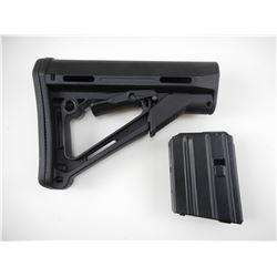 223/5.56 MAGAZINE & BUTT STOCK FOR AR-15