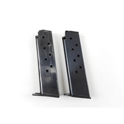 REPRODUCTION P38 MAGS 9MM