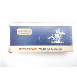 WINCHESTER 22 LR MAGAZINE FOR MODEL 490