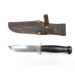U.S. CAMILLUS KNIFE WITH SHEATH
