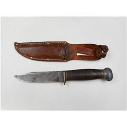U.S. FIGHTING KNIFE WITH SHEATH