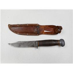 U.S. FIGHTING KNIFE WITH SHEATH
