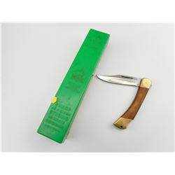 970 PUMA-PLAINSMAN FOLDING KNIFE