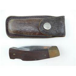 CUSTOM SHARP KNIFE WITH SHEATH