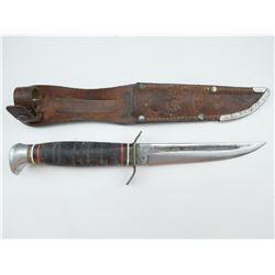 RUKO FIXED BLADE KNIFE WITH SHEATH