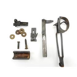 LEE ENFIELD NO 4 MK I .303 BRITISH ASSORTED PARTS