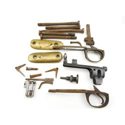 LEE ENFIELD NO 1 MK III . 303 ASSORTED PARTS