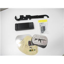 ASSORTED AR 15 TOOLS/ ACCESSORIES