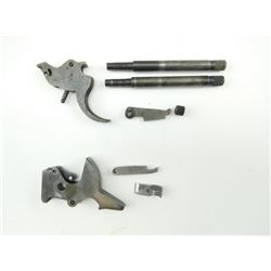 HAMMER AND SMALL PARTS FOR S&W MOD 10 & COLT PYTHON