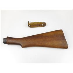 "LEE ENFIELD NO 1 BUTTSTOCK ""LONG LEE"" & PLATE"