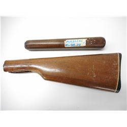 MARLIN LEVER ACTION BUTT STOCK & FOREND