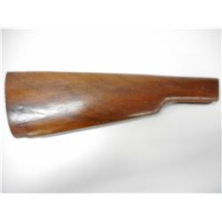 WINCHESTER PARTLY FITTED WOODEN BUTT STOCK
