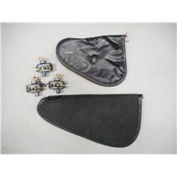 SOFT HANDGUN CASES & TRIGGER LOCKS