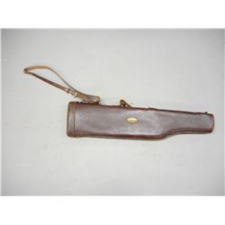 LEATHER LEG 'O MUTTON GUN CASE