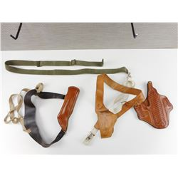 HOLSTERS & SLING