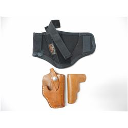 ASSORTED EXTRA SMALL HOLSTERS