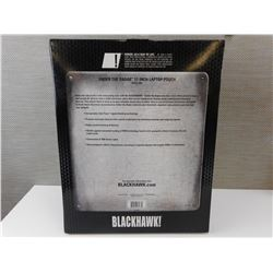 BLACKHAWK LAPTOP POUCH & OVERSIZED CELL PHONE SECRUITY POUCH