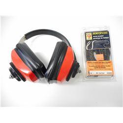 BORE SNAKE & EAR PROTECTION