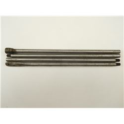 ORIGINAL WINCHESTER 4-PIECE STEEL CLEANING ROD FOR 1866 & 1873 RIFLES