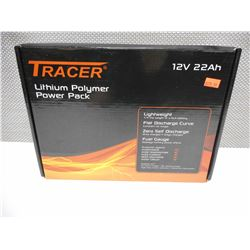 TRACER LITHIUM POLYMER POWER PACK