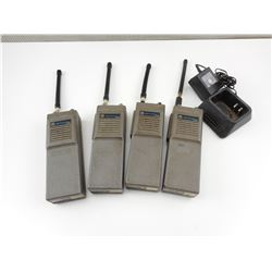MOTOROLA 2-WAY RADIOS WITH CHARGER