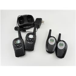 ASSORTED 2-WAY RADIOS WITH CHARGER